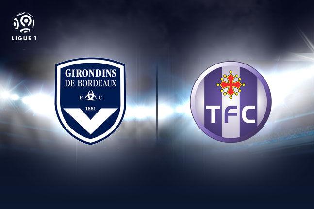 Match de football Bordeaux - Toulouse