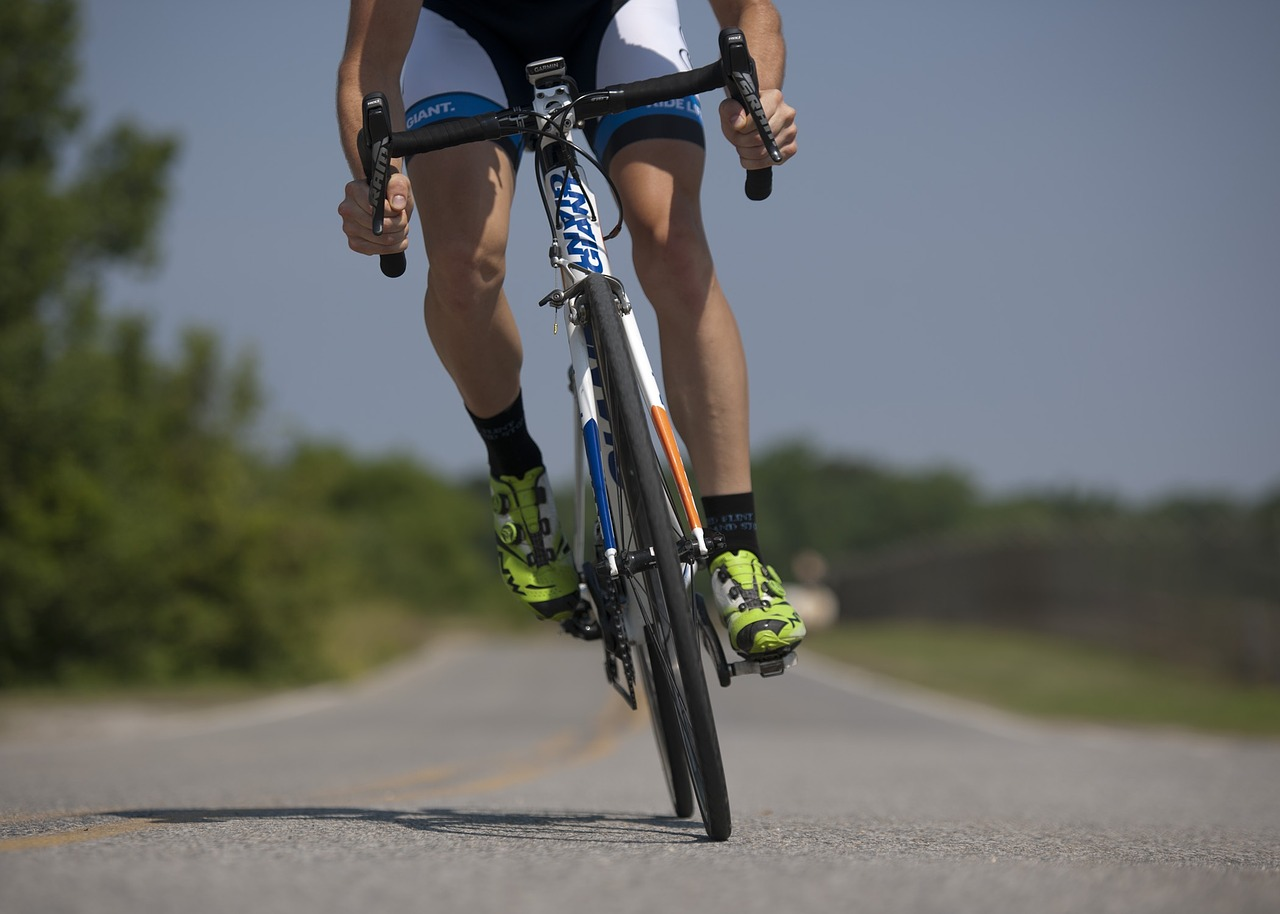 Vélo de course, cyclisme