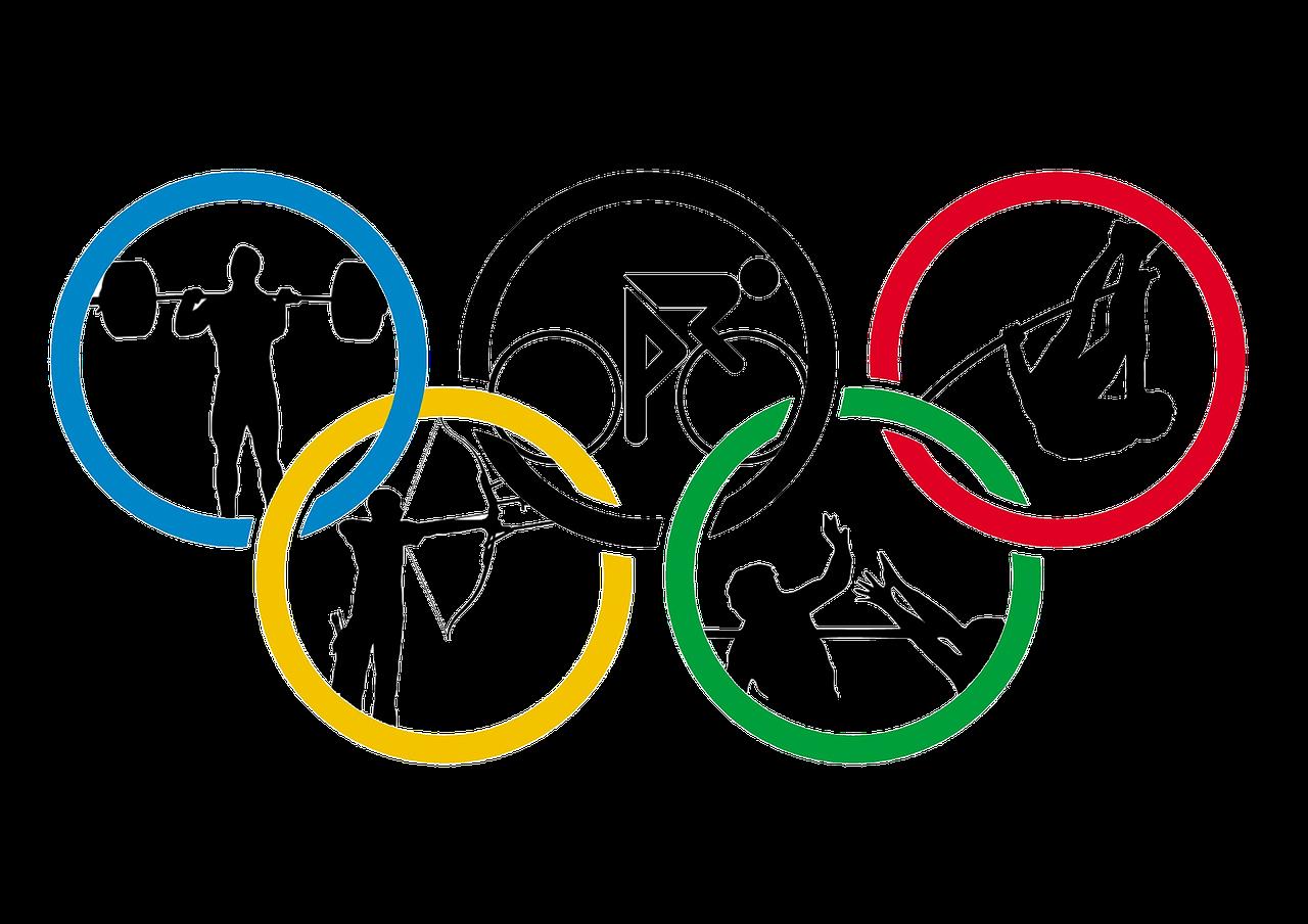 Symbole des jeux olympiques